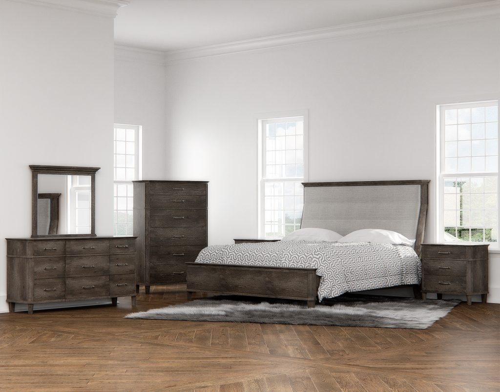 Alvius Bedroom Collection 3D Models RenderNode