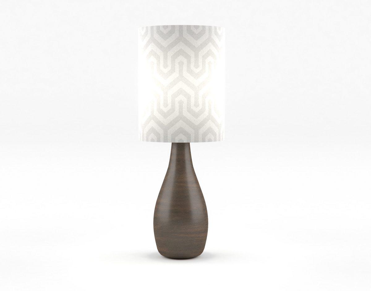 Plas Table Lamp 3D Model Rendernode