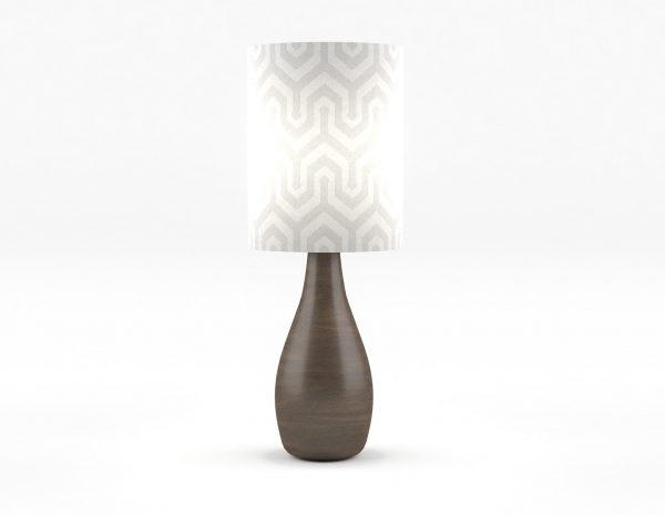 Plas Table Lamp 3D Model Rendernode