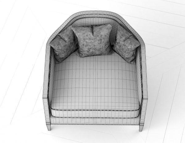 Mollis Accent Chair