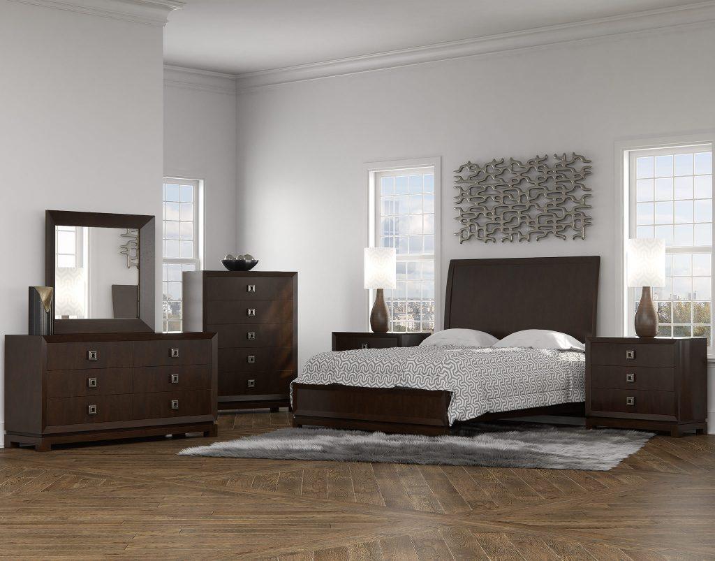 Caudex Bedroom Collection
