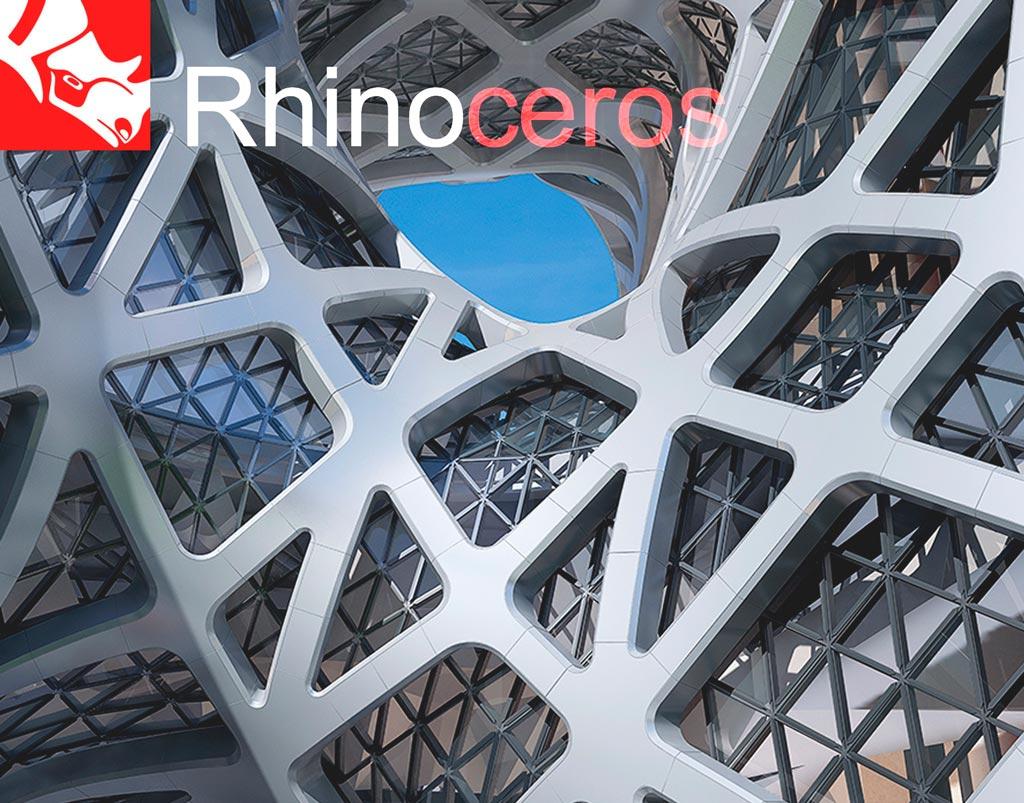Rhino 3D File Format RenderNode