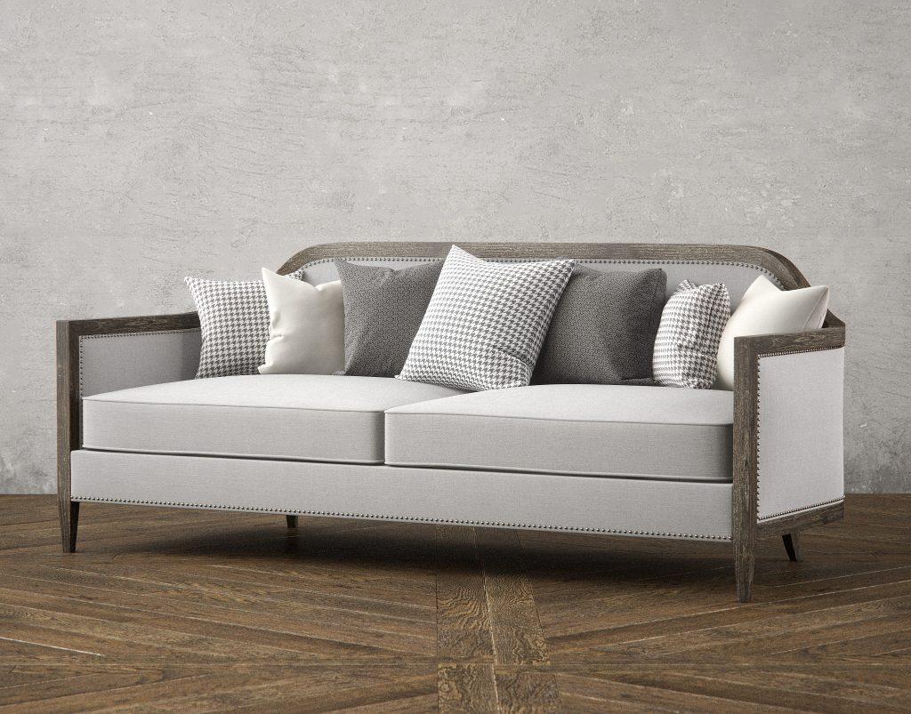Mollis sofa 3D model