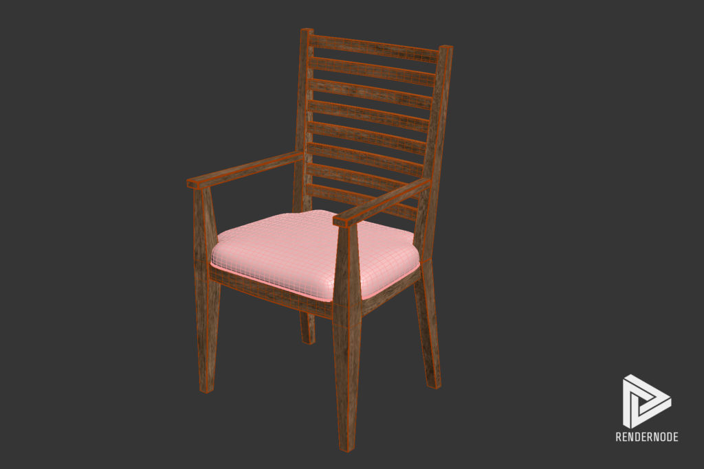 Rendernode Seat Cushion Modeling Tutorial