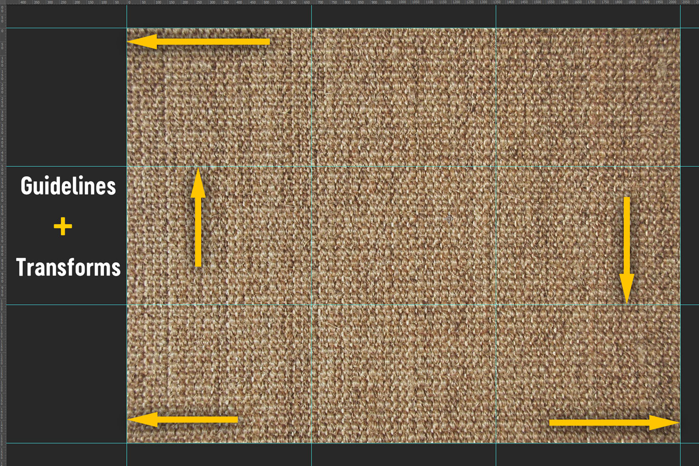 Creating Seamless Tileable Textures in Photoshop | Rendernode