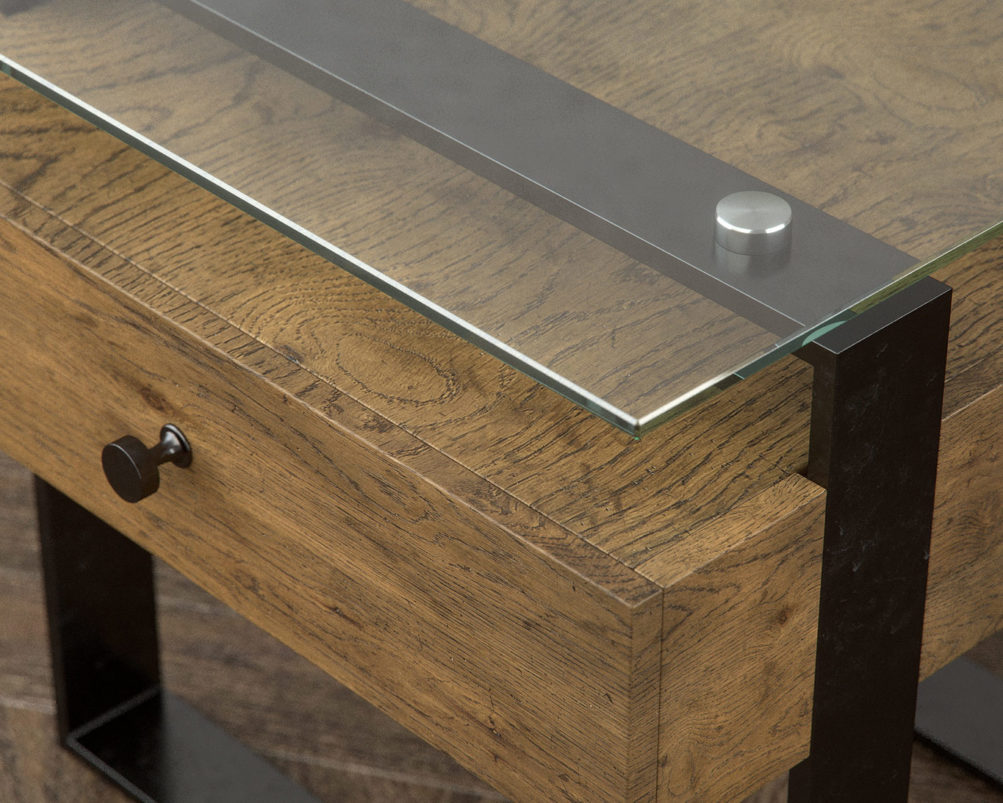 end table 3d rendering