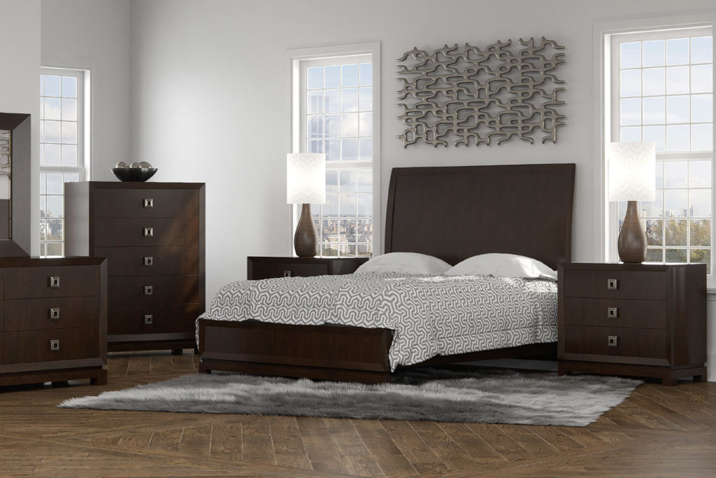 Caudex Bedroom 3D rendering by rendernode